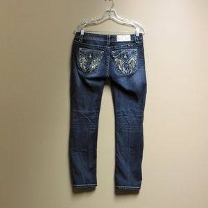Miss Me Easy Straight Style Jeans Size 28